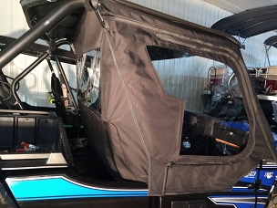 Kawasaki Teryx 2 Utv Full Cab Enclosure Sides and Rear Window