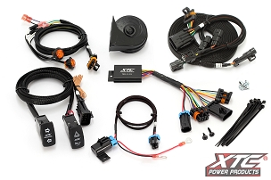 Kawasaki KRX Self-Canceling Turn Signal System with Horn