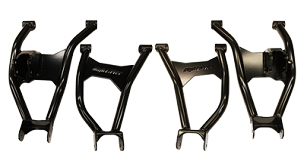HighLifter Rear Raked Upper & Lower Control Arm Set Kawasaki Teryx