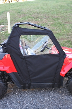 Polaris RZR170 Side Enclosures