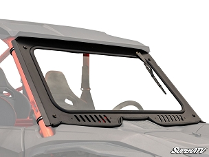 SATV Honda Talon 1000 Glass Windshield