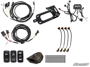 Super ATV Kawasaki Teryx Plug & Play Turn Signal Kit