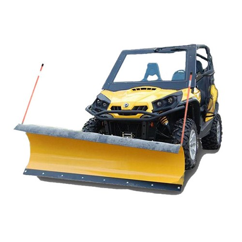 Denali Pro Series UTV Snow Plow Kit - Polaris Ranger