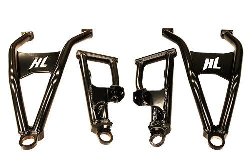 HighLifter Front Forward Upper & Lower Control Arms Kawasaki Teryx